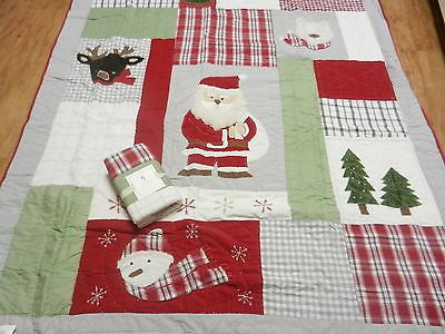 219 best Pottery Barn Kids Christmas images on Pinterest | Natal ... : pottery barn christmas quilt - Adamdwight.com