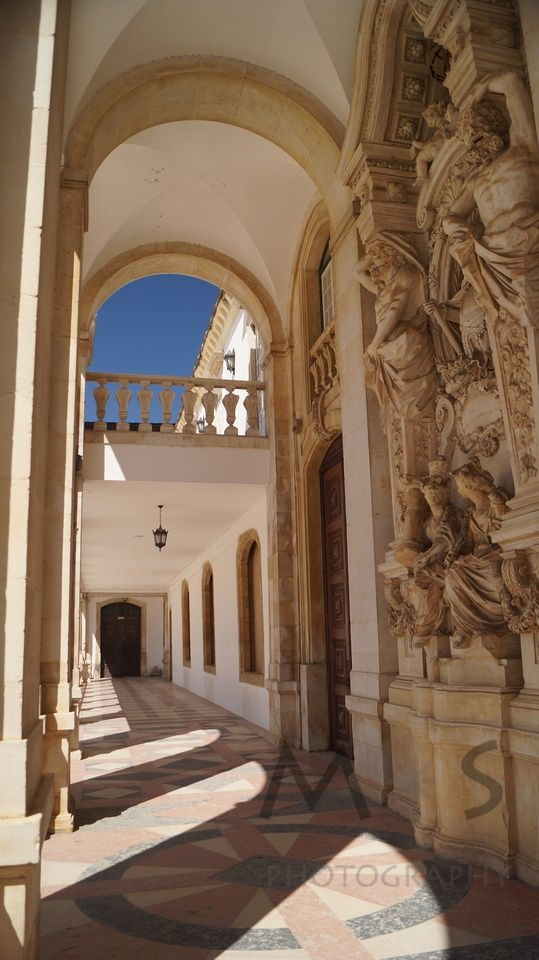 Universidad de Coimbra Portugal by Mir*Salgado