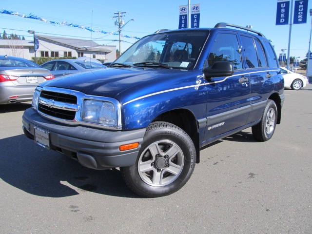$7995 This 2004 Chevy Tracker is a hard to find low price ...