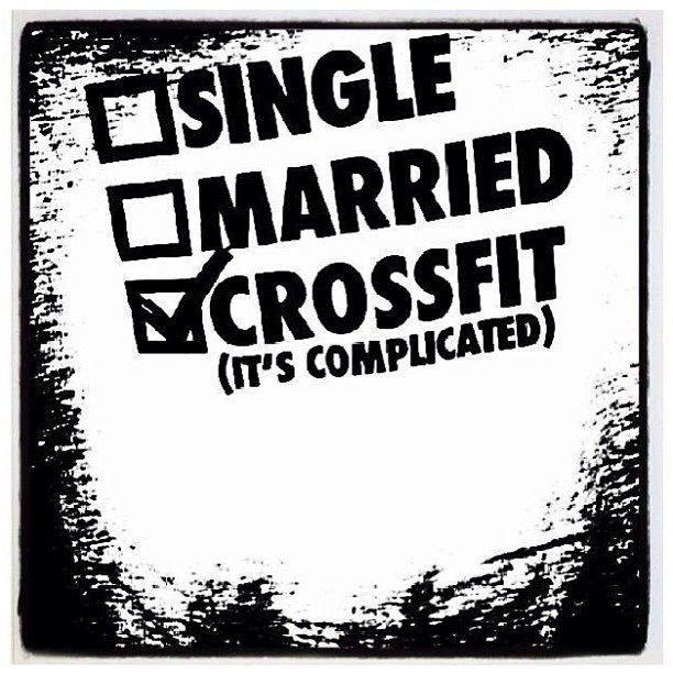 CrossFit Lurve!