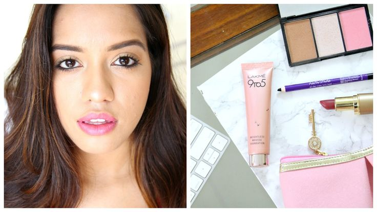 """This video will help you shop for your first makeup kit if you are a beginner. These are the products every girl needs in their makeup bag and how to use them to achieve an everyday natural makeup look. This is also a great makeup tutorial for beginners. I thought this would be a perfect time to film this since the Nykaa Holi sale is on now.  DON'T FORGET TO SUBSCRIBE & CLICK """"SHOW MORE""""   About Me: I am Debasree a beauty vlogger at  http://www.youtube.com/c/debasreebane...  and blogger at…"""