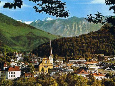 Bad-Ischl, Austria