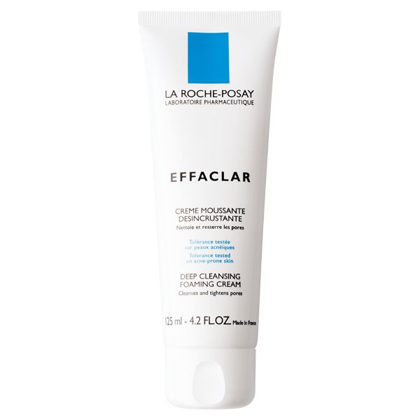 La Roche-Posay Effaclar Creme Moussante Aφρώδης Κρέμα Καθαρισμού Με Σαπούνι Για Την Πολύ Λιπαρή Επιδερμίδα 125ml. Μάθετε περισσότερα ΕΔΩ: https://www.pharm24.gr/index.php?main_page=product_info&products_id=3963