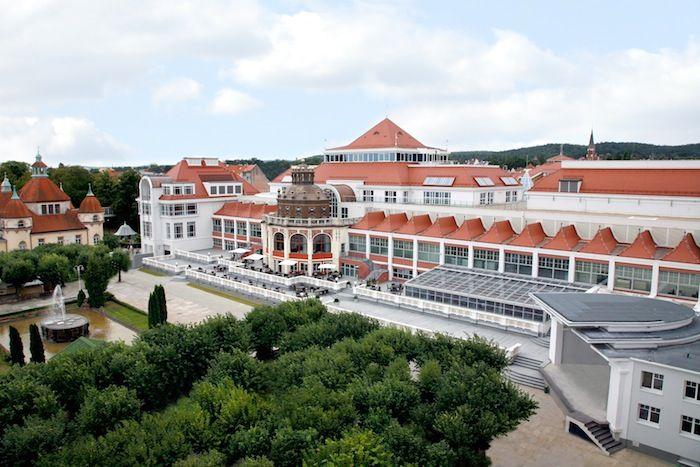 Sheraton Sopot Spa in Sopot