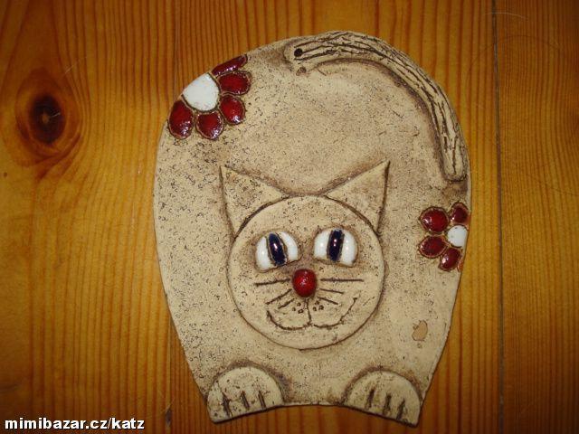 Kočička na pověšení
