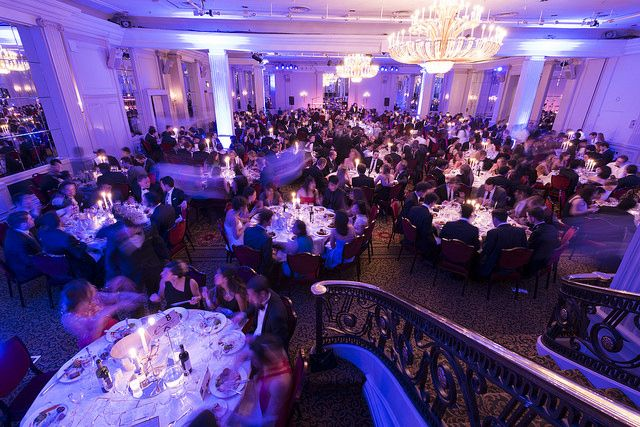 ESCP Europe Business School hosted the London Campus 2014 Gala Dinner on 28th March, great event!