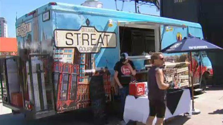 Ottawa gets taste of new food-truck fare -