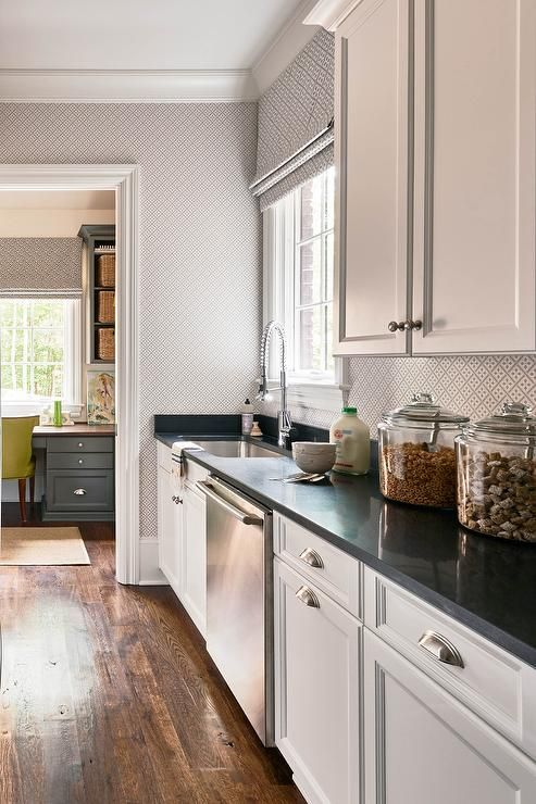 17 Best Images About Pantry On Pinterest Shaker Cabinets