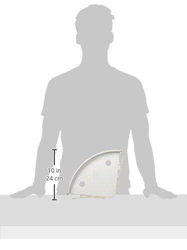 SNAP UP SHELF L'étagère d'angles idéale pour la salle de bain - Vu à la Télé: Amazon.fr: Cuisine & Maison