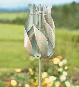 13 best Wind Spinners images on Pinterest | Backyard ideas, Garden ...