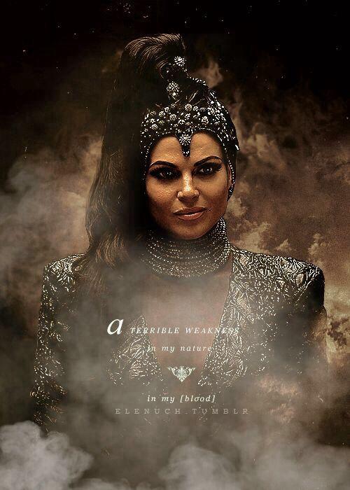 #OnceUponATime #EvilQueen