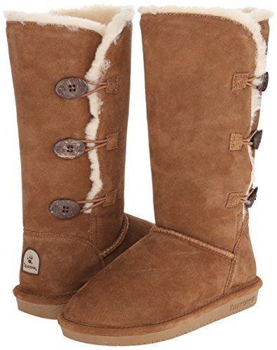 Bearpaw Lauren - Women\'s Snow Boots - 1656W - Black