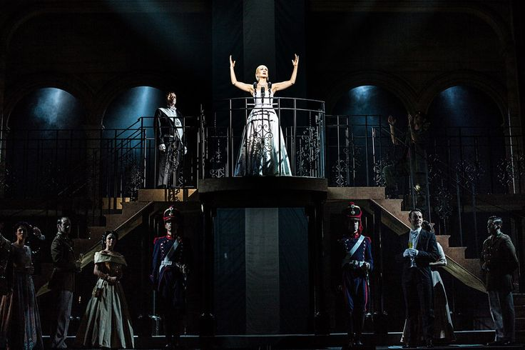 Review: Evita – Dominion Theatre, London | Inveterate
