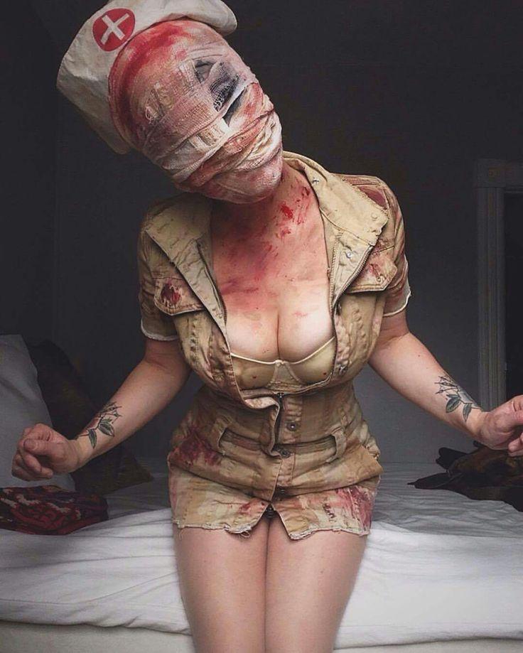 silent hill nurses naked