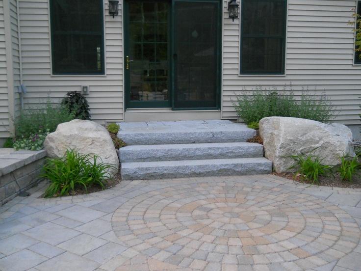 Best 28 Best Front Door Stone Steps Images On Pinterest 640 x 480