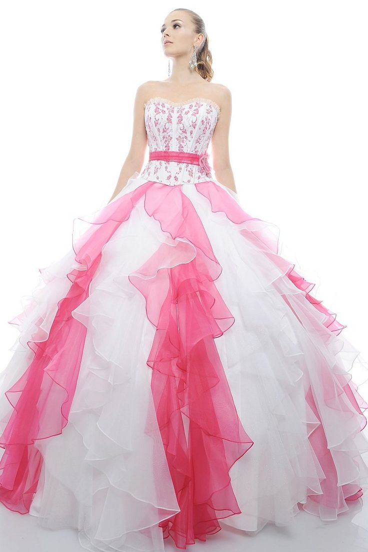 65 best Quinceanera Gown images on Pinterest | Ballroom dress, Ball ...