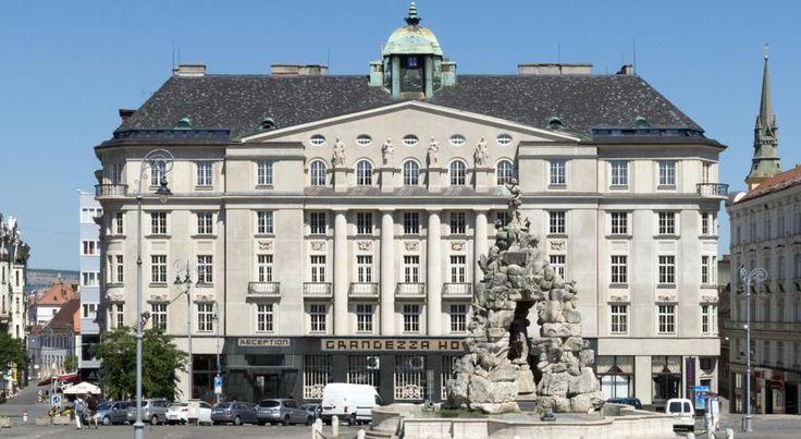 Grandezza Hotel - Brno