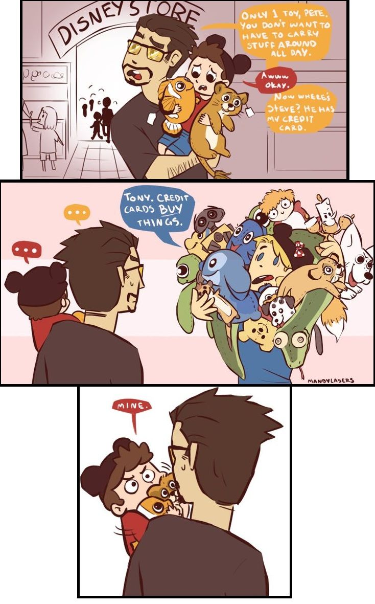 Avengers - Superfamily Disney Store  De mandylasers