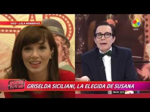 Qué dijo Grisela Siciliani sobre las versiones de romance entre su ex y ...