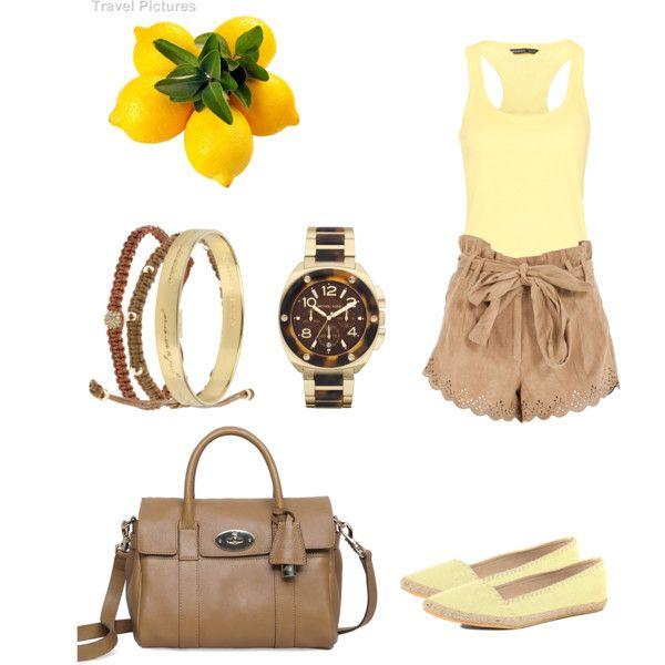 lemon sherbet | Wardrobe Wishes | Pinterest