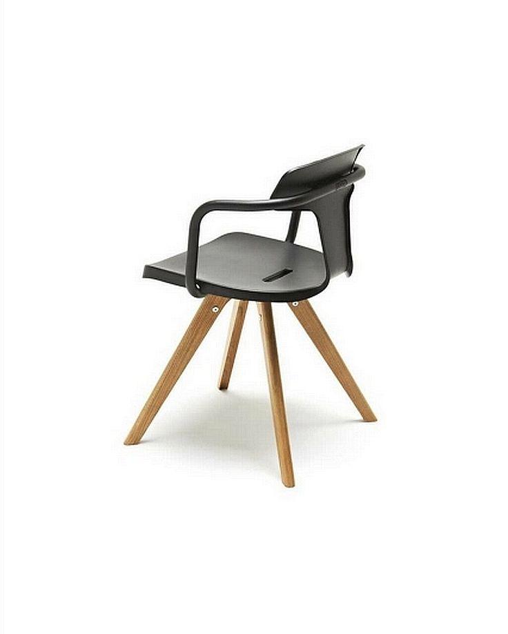 T14 By Patrick Norguet Tolix Seat Chair A