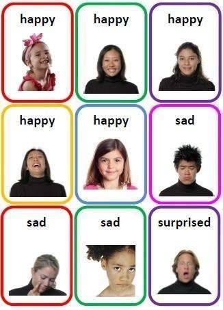 Разные эмоции (имиджи/фото)