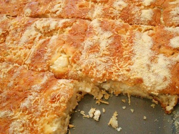 Γαλατοτυρόπιτα χωρίς φύλλο μια πανεύκολη πίτα Θα ευχαριστήσει μικρούς και μεγάλους…