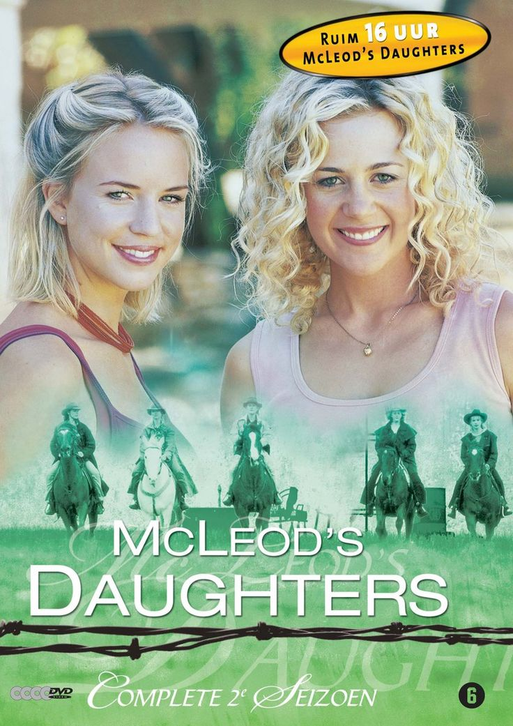 McLeod's Daughters: Complete 2e Seizoen