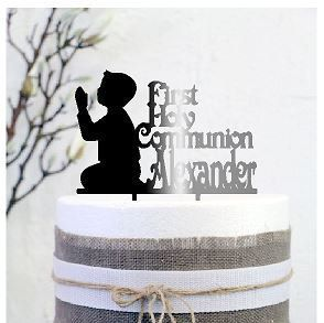Communion Cake Toppers Melbourne