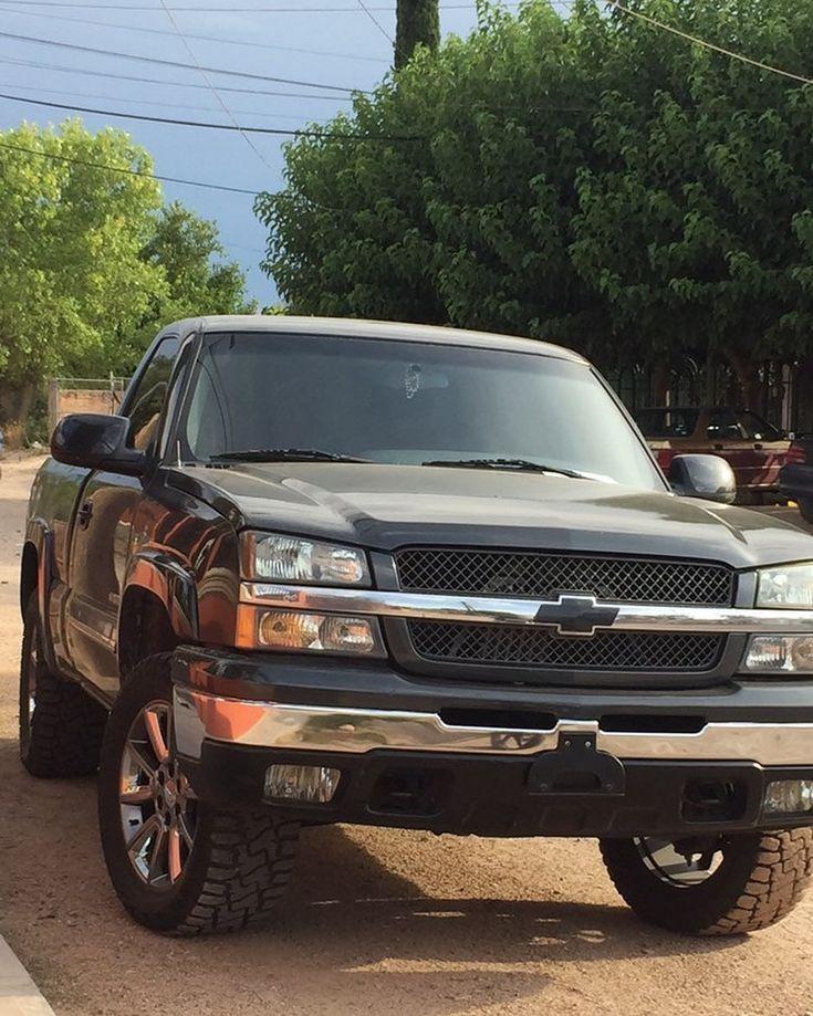 Pin De Wayne K En Chevrolet Silverado 4x4 Chevy Camiones Chevy Camiones