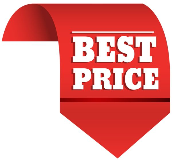 Best Price Label PNG Clip-Art Image