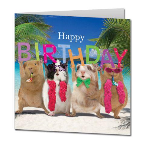 Kartka urodzinowa Birthday Party