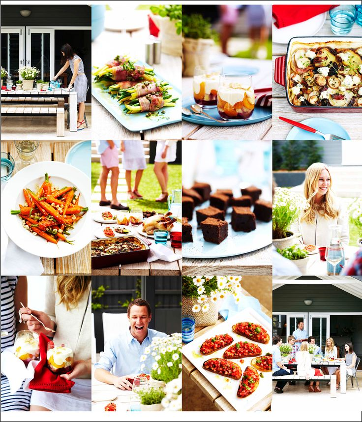 Lifestyle / food shoot