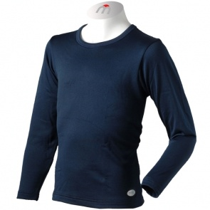 SHIRT DRYFX ROUNDNECK LONG SLEEVES  [IN 2786]€ 34.70         Kids long sleeves round neck shirt Flat seams Double layer fabric: polypropylene inside and polyester outside.