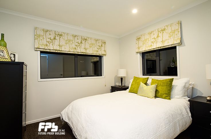 Bedroom. Come visit the showhome at Lot 9 - 2 Tuatini Place , Long Bay , Long Bay, Auckland Hours: Wednesday - Sunday 12pm - 4pm