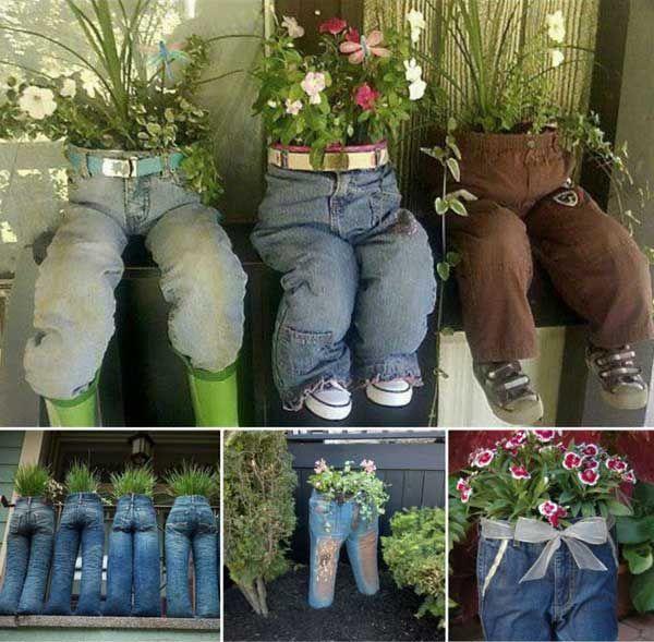 Kendin Yap - Bahçe için Çiçeklik Yapma Fikirleri