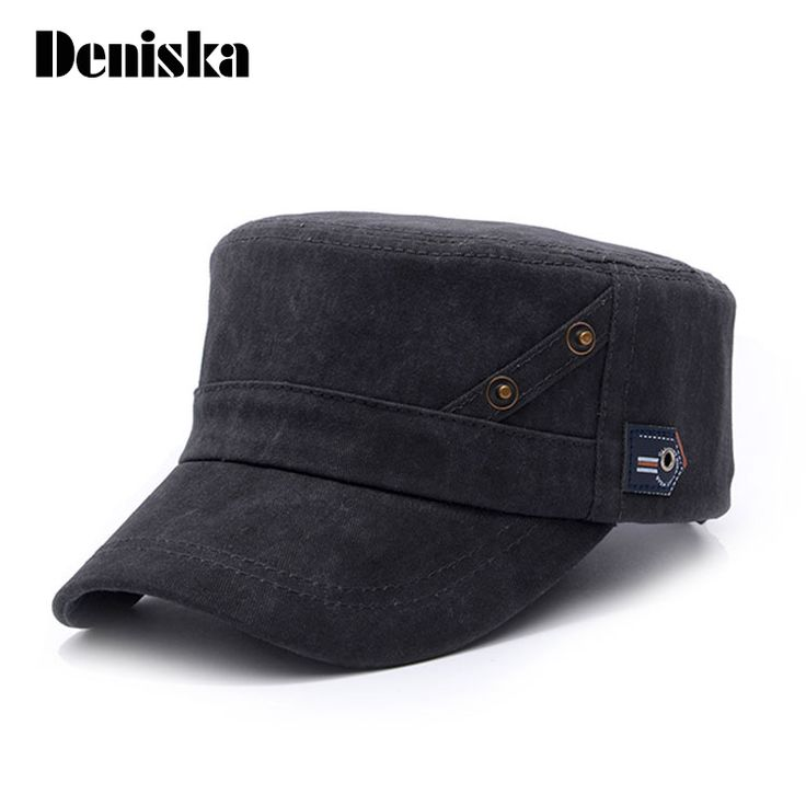 2017 new high quality Washed Cotton Snapback Caps Vintage Army Hat Cadet Tactical Military Cap Adjustable Gorras Unisex Hats