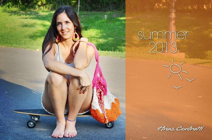 tejidos en crochet verano 2013