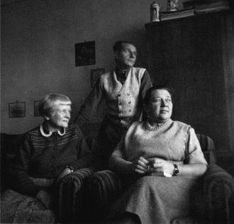 Bronisław Wojciech Linke, Maria Dąbrowska i Anna Kowalska