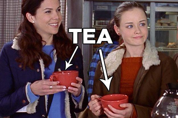 """If """"Gilmore Girls"""" Were Set In Britain"""
