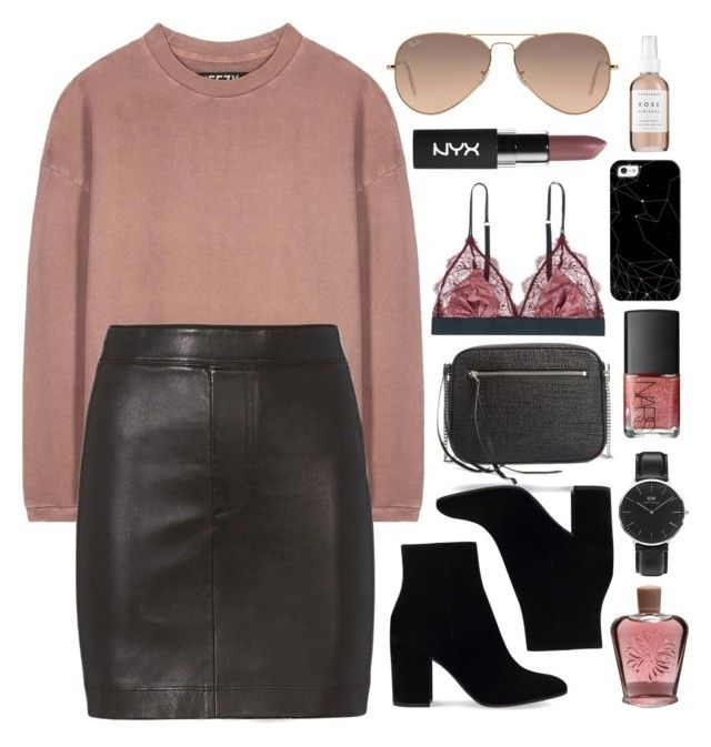 Untitled #614 by clary94 on Polyvore featuring polyvore, adidas Originals, Helmut Lang, LoveStories, Gianvito Rossi, AllSaints, Daniel Wellington, Ray-Ban, Casetify, Charlotte Russe, Herbivore, NARS Cosmetics, Paul & Joe, fashion, style and clothing