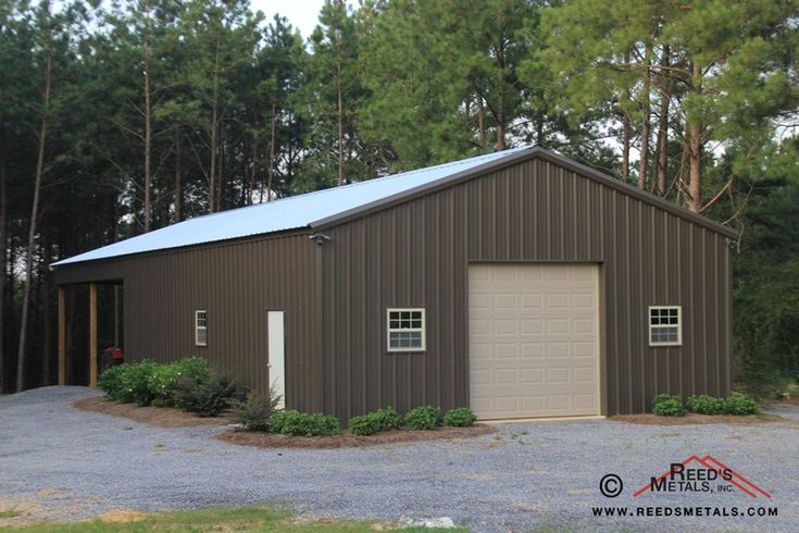 17 Best Ideas About Metal Shop Building On Pinterest