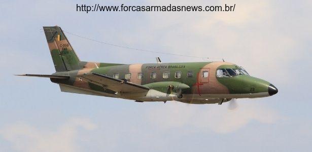 FAB faz transporte de órgãos na noite de Natal - Forças Armadas I Marinha I Exército I Aeronáutica I Defesa Nacional