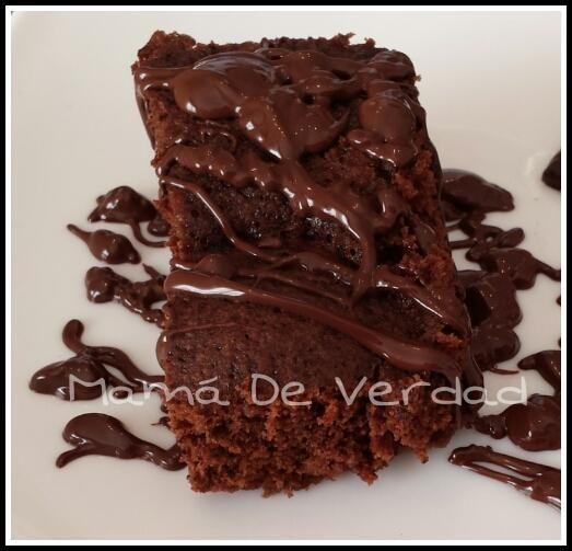 Receta de brownie rápido en microondas ¡para consentirnos en familia!