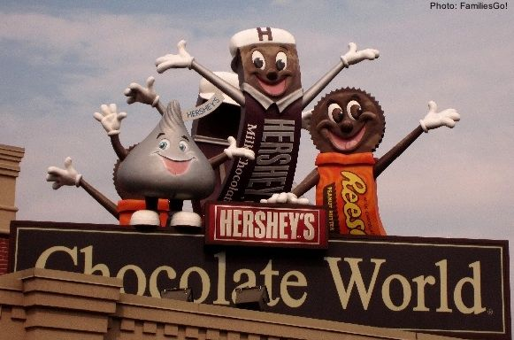4 Tips For a Family Weekend in Lancaster & Hershey PA