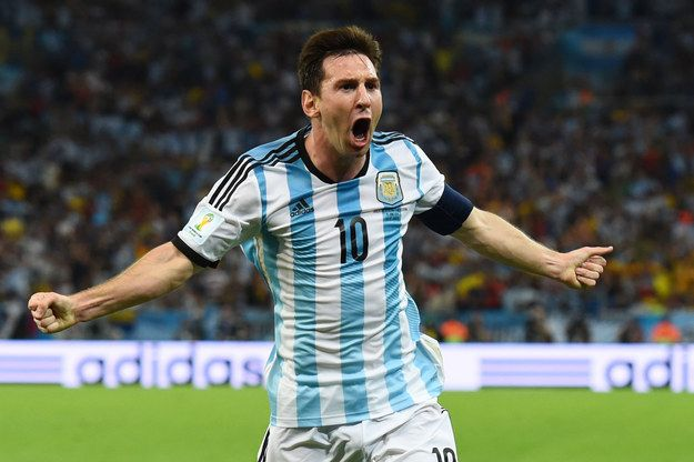 People Are Trying To Find This Kid So They Can Give Him A Real Messi Shirt
