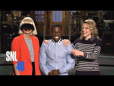 SNL: Sia, Kevin Hart and Kate McKinnon Promise The Best SNL of 2015