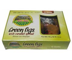 Del Sur Green Figs w/ Caramel Spread 5.2 oz