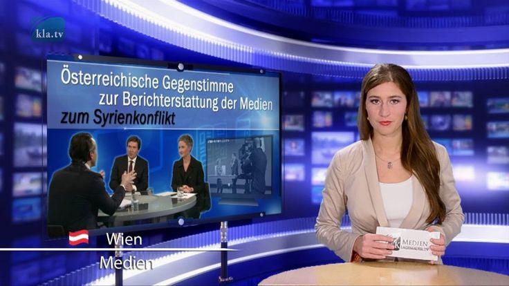 Gegenstimme zur Berichterstattung der Medien zum Syrienkonflikt | 03.01....