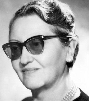 Escritora Marta Brunett
